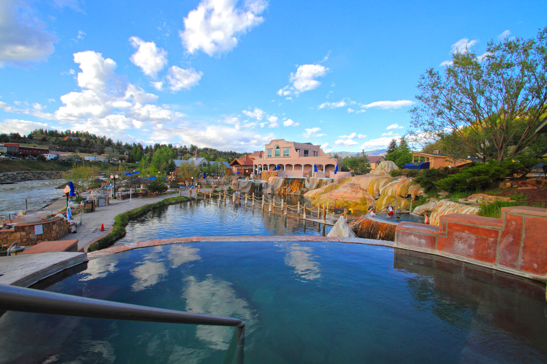 Official Pagosa Springs Travel Information