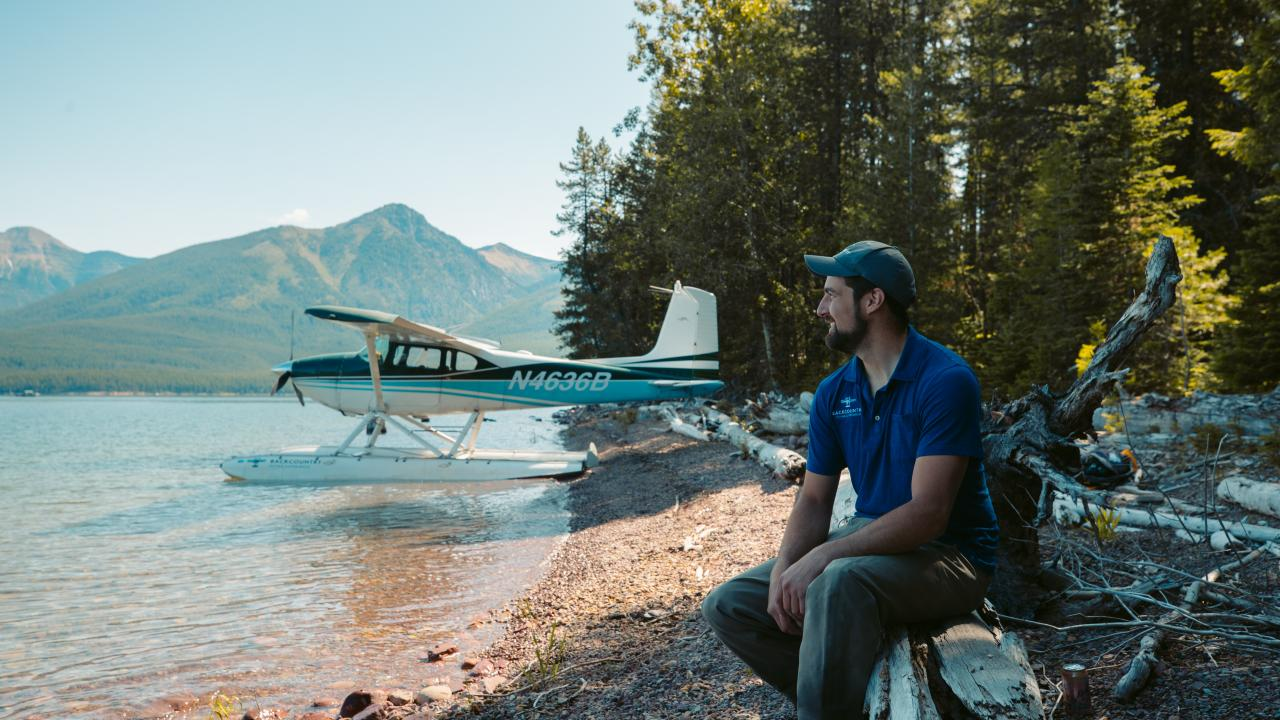 Exploring Montana by seaplane