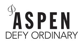 Official Aspen logo