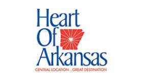 Heart of Arkansas logo