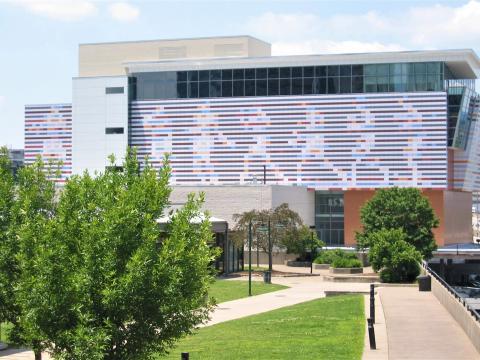 The Muhammad Ali Center in Louisville, Kentucky