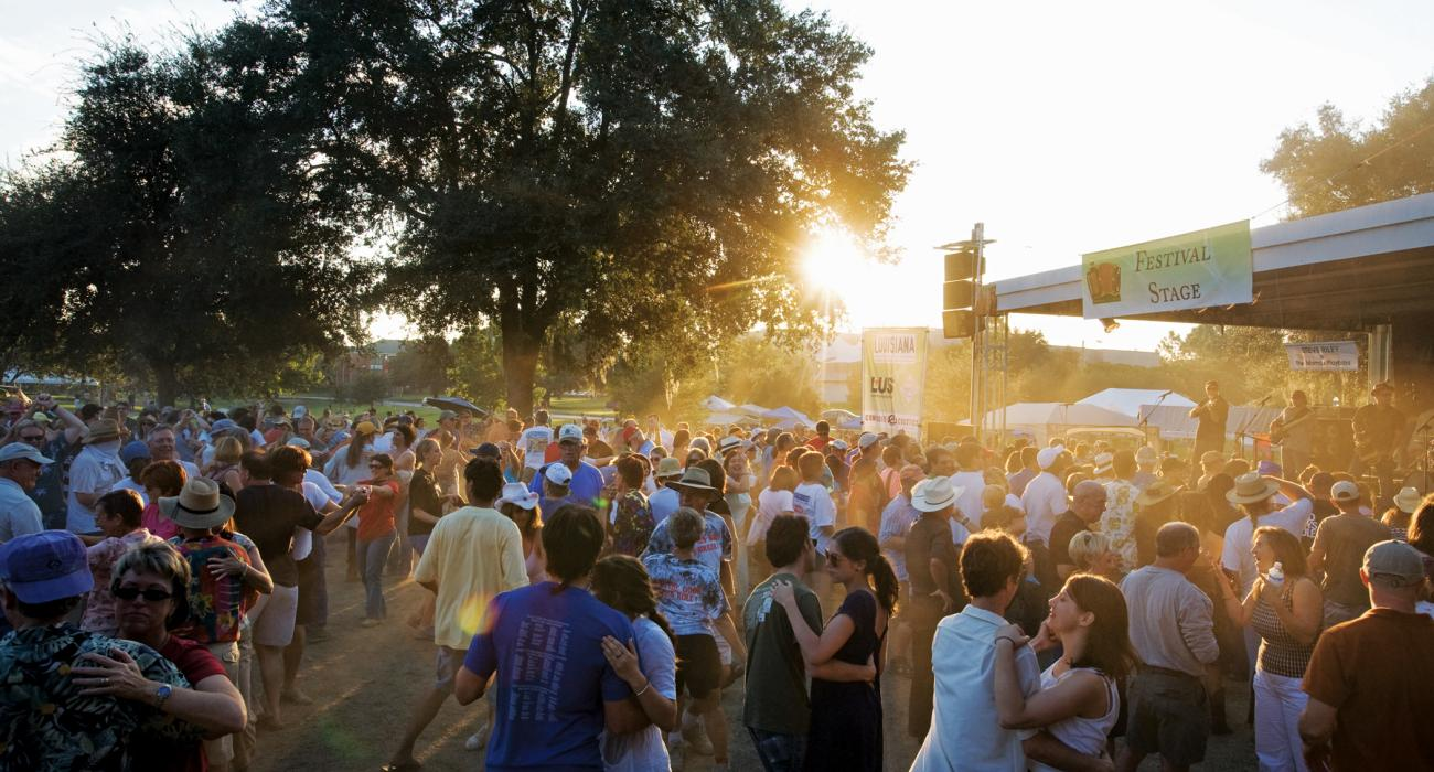 Lafayette Louisiana Festive Events Authentic Flavors