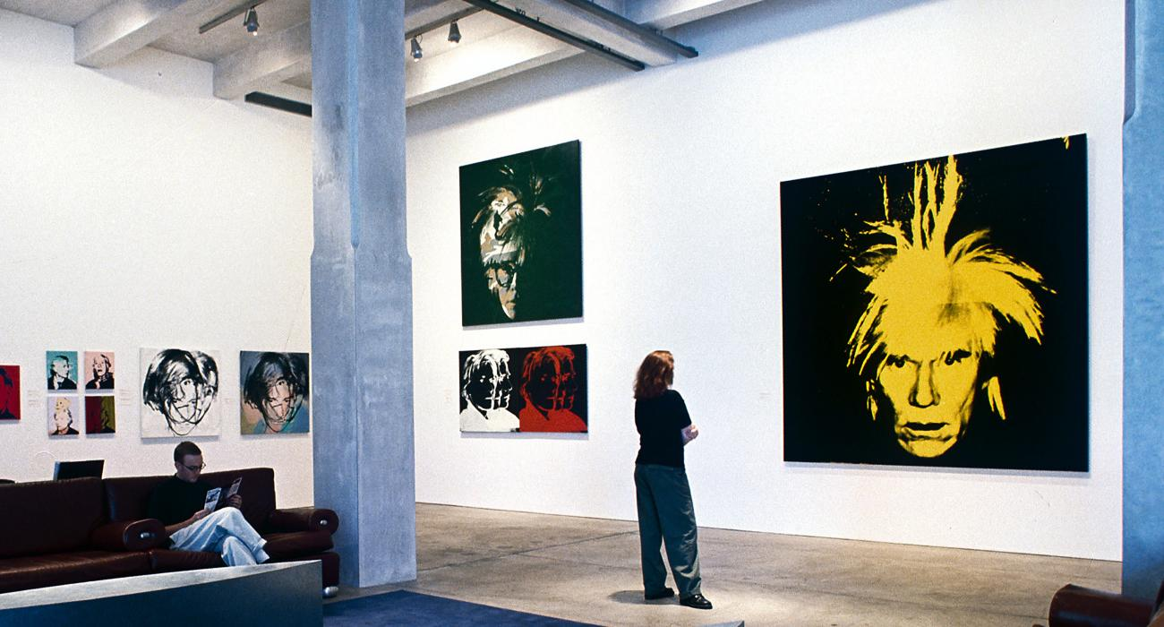 andy warhol museum - 1300×700